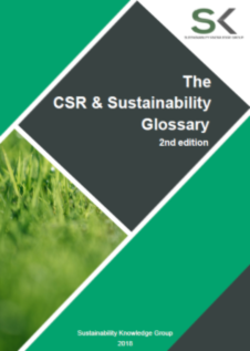 The CSR and Sustainability Glossary: 2nd edition