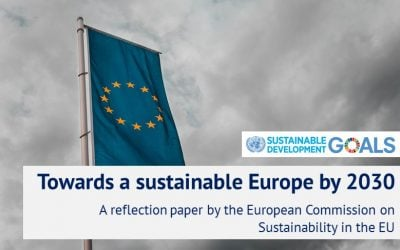 Sustainable Europe: Towards a sustainable Europe by 2030