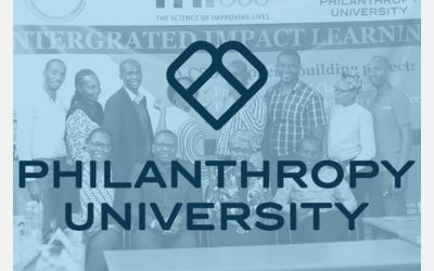 Sustainability Knowledge Group and Philanthropy U join forces for good