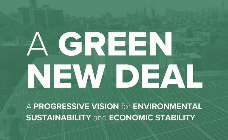 Green New Deal: an initiative to redirect the USA towards a sustainable future