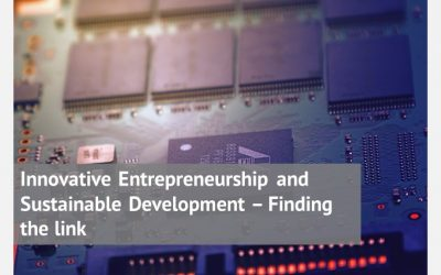 Innovative Entrepreneurship and Sustainable Development – Finding the link