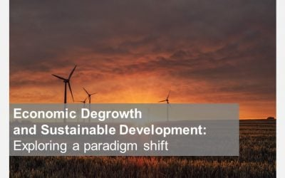 Economic Degrowth and Sustainable Development: Exploring a paradigm shift