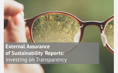 External Assurance of Sustainability Reports: Investing on Transparency