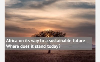 Africa on its way to a sustainable future – Where does it stand today?