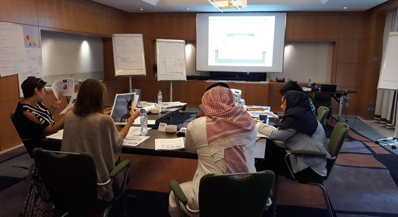 Sustainability Strategy & Reporting Executive Training held in Dubai