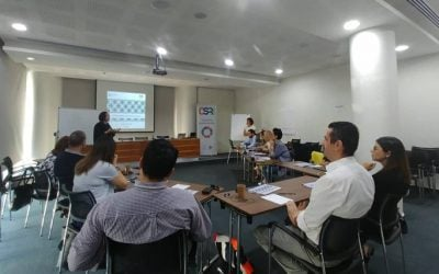Sustainability Knowledge Group successfully delivered the Chief Sustainability Officer (CSO) Professional course in Cyprus!