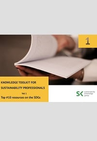 Knowledge Toolkit for Sustainability Professionals vol. 1 Top 10 SDGs Resources