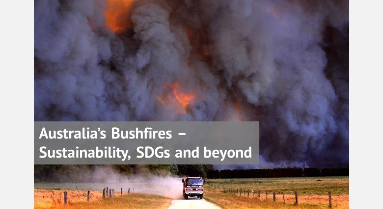 Australia's Bushfires – Sustainability, SDGs and beyond