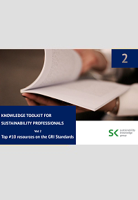 Knowledge Toolkit for Sustainability Professionals vol. 2 Top 10 GRI Standards Resources