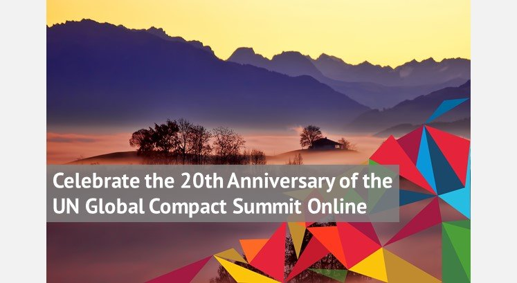 Celebrate the 20th Anniversary of the UN Global Compact Summit Online