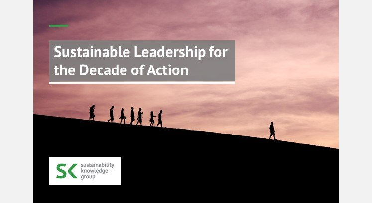 Sustainable Leadership for the Decade of Action