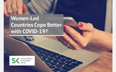 Women-Led Countries Cope Better with COVID-19?