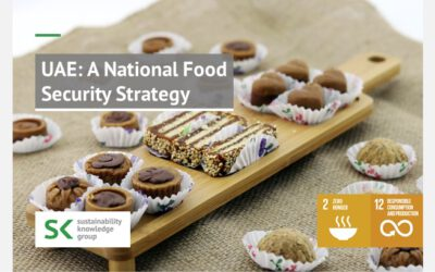 UAE: A National Food Security Strategy