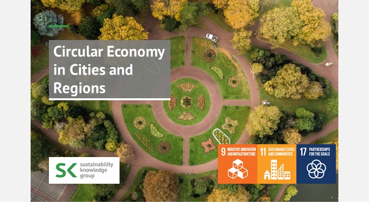 Circular Economy in Cities and Regions