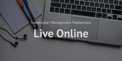 Stakeholder Management Masterclass_Live online