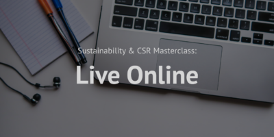 Sustainability & CSR Masterclass_Live online