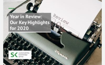 Year in Review: Our Key Highlights for 2020
