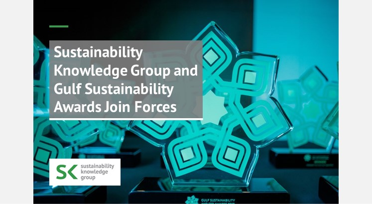 Sustainability Knowledge Group and Gulf Sustainability Awards Join Forces