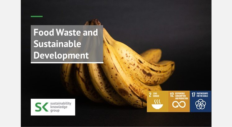 Food Waste and Sustainable Development