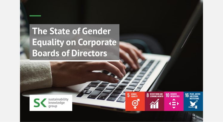 The State of Gender Equality on Corporate Boards of Directors