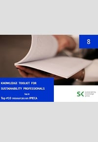 Knowledge Toolkit for Sustainability Professionals vol. 8 Top 10 IPIECA Resources