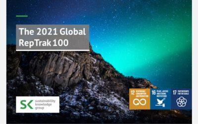 The 2021 Global RepTrak 100